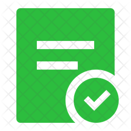 File Selected Icon