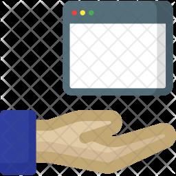 File, Sharing Icon