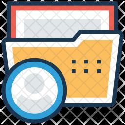 File storage Icon