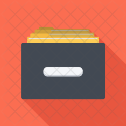 File, Storage, Seo, Business, Startup, Marketing, Optimization Icon