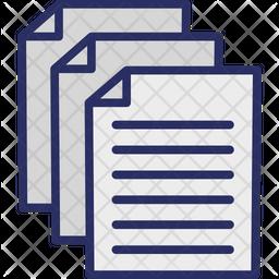 Files Icon