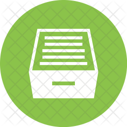 Files drawer Icon
