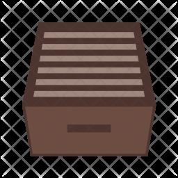 Files drawer Icon