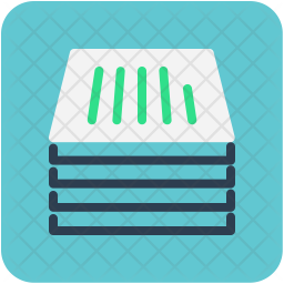 Files Stack Icon