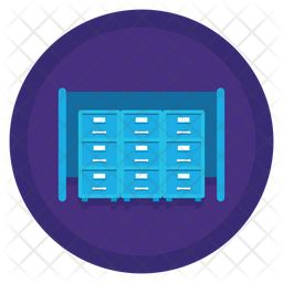Filing Space Icon