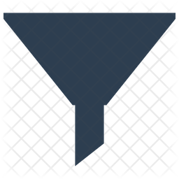 Filter Flat Icon