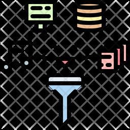 Filter multimedia Icon