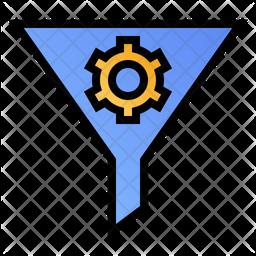 Filtering method Icon
