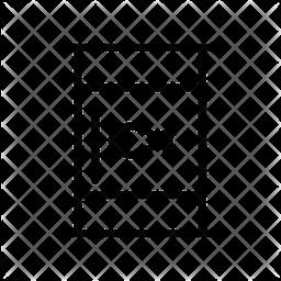Fin Container Icon