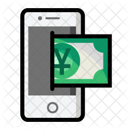 Finance Colored Outline Icon