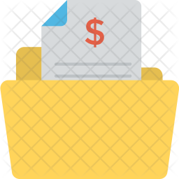 Finance Documents Icon