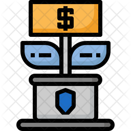Finance protection Icon