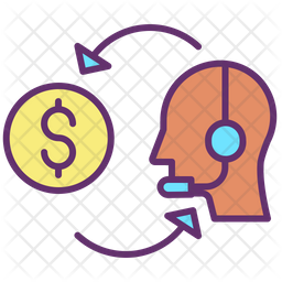 Financial Assistance Icon