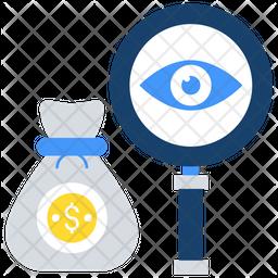 Financial Control Icon