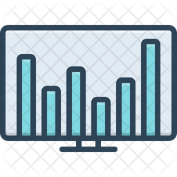 Financial Data Icon