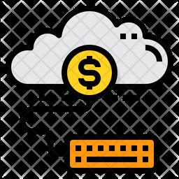 Financial Data Entry Icon