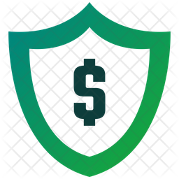 Financial Data Protection Icon