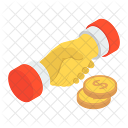 Financial Deal Icon