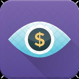 Financial Evaluation Icon