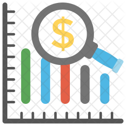 Financial Growth Analysis Icon