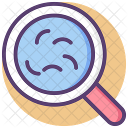 Find Bacteria Icon