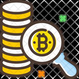 Find Bitcoin Icon