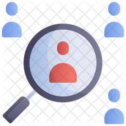 Find Infected Person Flat Icon