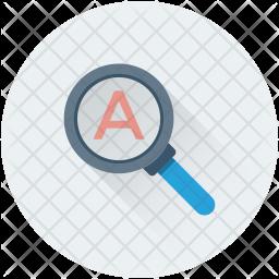 Find Keyword Icon