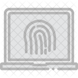 Fingeprint Icon png