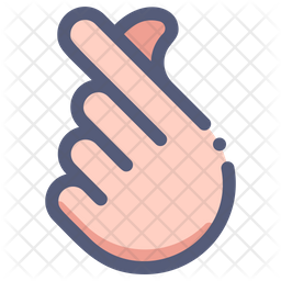 Finger Icon Of Colored Outline Style Available In Svg Png Eps Ai Icon Fonts