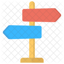 Fingerpost Icon png