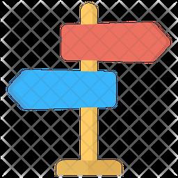 Fingerpost Icon