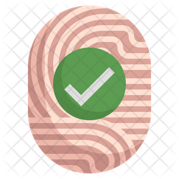 Fingerprint Matched Icon