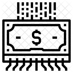 FINTECH Line Icon