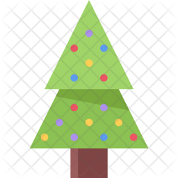 Fir, Tree, New, Year, Christmas, Winter, Holidays Icon png