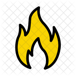 Fire Icon Of Colored Outline Style Available In Svg Png Eps Ai Icon Fonts