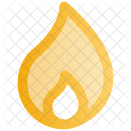 Fire Gradient Icon
