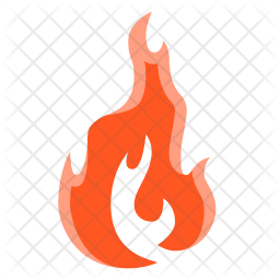 Fire Icon Of Flat Style Available In Svg Png Eps Ai Icon Fonts