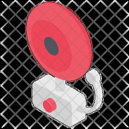 Fire Alarm Icon
