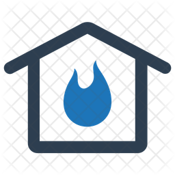 Fire Insurance Icon Of Flat Style Available In Svg Png Eps Ai Icon Fonts