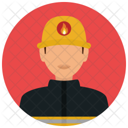 Firefighter Icon png