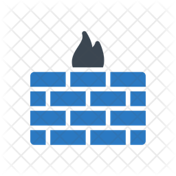 Firewall Icon Of Flat Style Available In Svg Png Eps Ai Icon Fonts