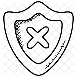 Firewall Disabled Icon