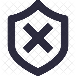 Firewall Off Icon