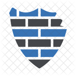 Firewall Security Icon