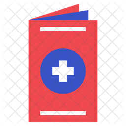 First Aid Manual Icon