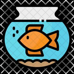 Aquarium Bowl Icon