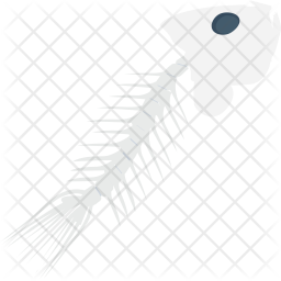 Fish bone Icon