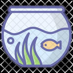 Fish Jar Icon