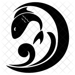 Fish Pattern Icon